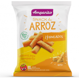 Snacks de Arroz Amparito
