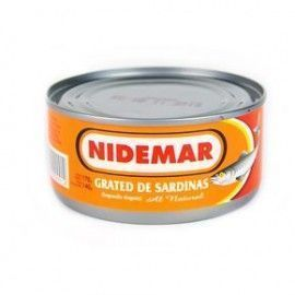 Grated de Sardinas Nidemar